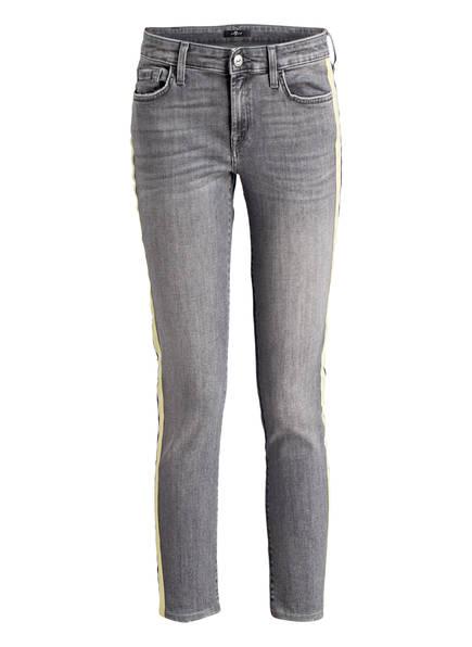 7 for all mankind Jeans PYPER CROP, Farbe: SLIM ILLUSION DAWN (Bild 1)