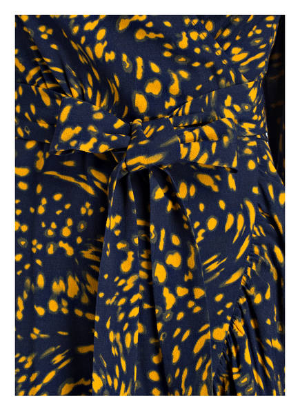 Maje Kleid Gelb Rosetta Blau Rosetta Kleid Maje Gelb Blau RqIPwBnZ