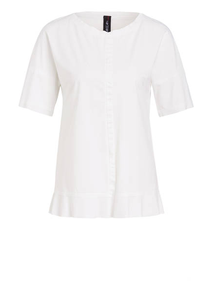 MARCCAIN Blusenshirt , Farbe: 110 WEISS (Bild 1)