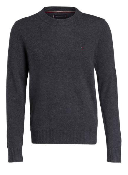 TOMMY HILFIGER Pullover, Farbe: DUNKELGRAU MELIERT (Bild 1)