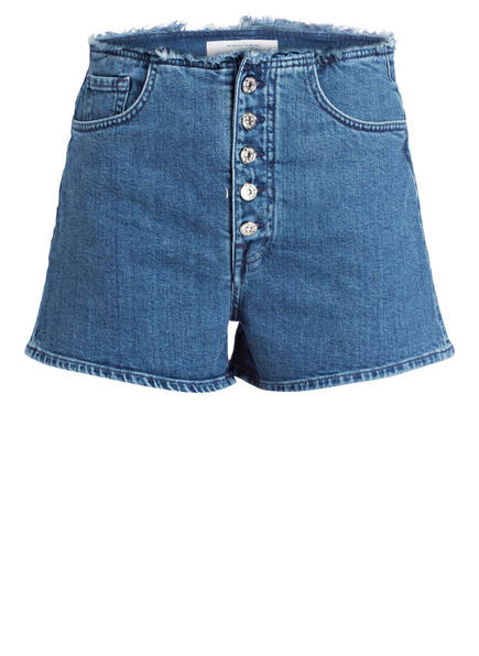 7 for all mankind Jeans-Shorts , Farbe: STONEWASH MID BLUE (Bild 1)