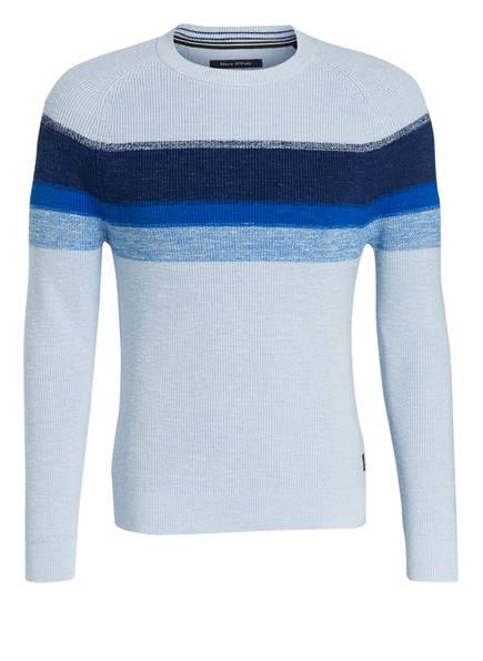 Marc O'Polo Pullover, Farbe: HELLBLAU (Bild 1)