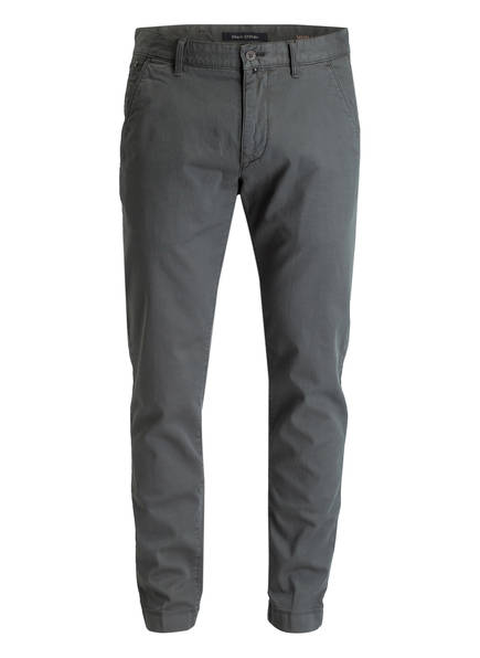 Marc O'Polo Chino Tapered Fit, Farbe: PETROL (Bild 1)