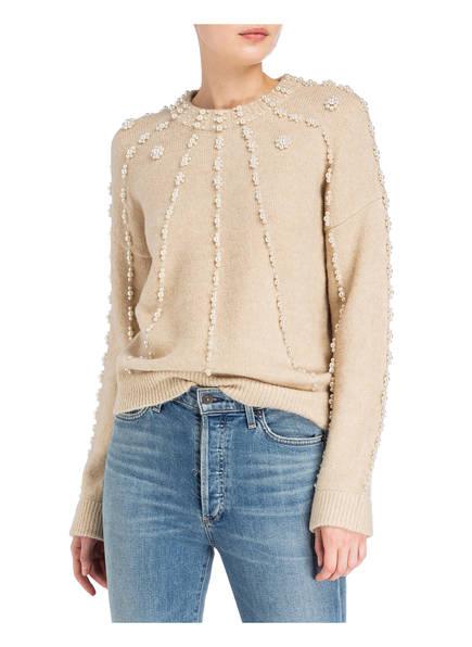Beige Pullover Pullover Maje Maje Maje Maje Merle Beige Pullover Beige Merle Merle Pullover YXqpfw