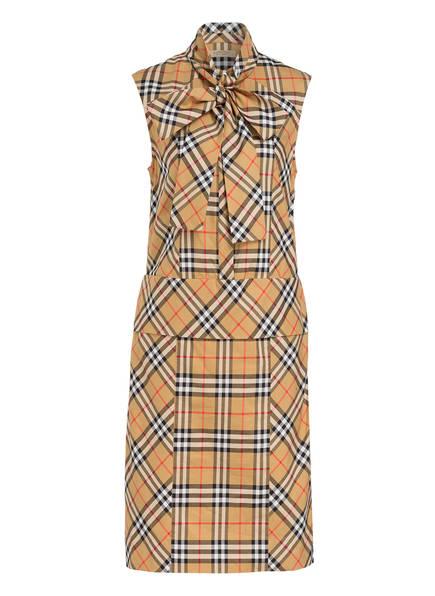 BURBERRY Kleid LUNA , Farbe: VINTAGE CHECK (Bild 1)