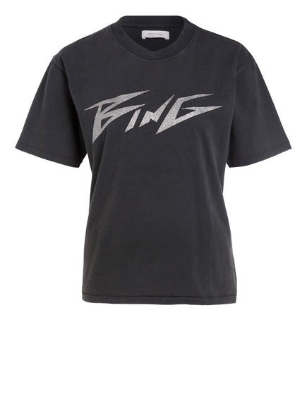 ANINE BING T-Shirt BING, Farbe: DUNKELGRAU (Bild 1)