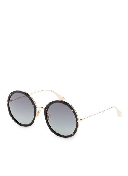 Dior Sunglasses Sonnenbrille DIORHYPNOTIC1, Farbe: 2M2 - SCHWARZ/ GOLD/ GRAU  (Bild 1)
