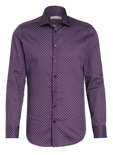 ETRO Hemd Slim Fit , Farbe: DUNKELROT/ BLAU (Bild 1)