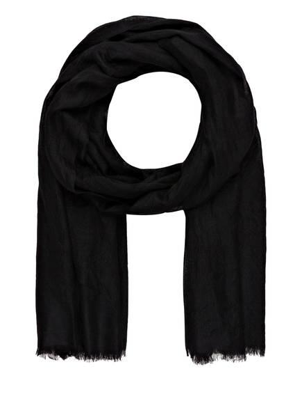 CODELLO Cashmere-Schal, Farbe: SCHWARZ (Bild 1)