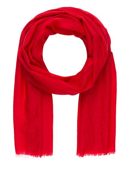 CODELLO Cashmere-Schal, Farbe: 01 RED (Bild 1)