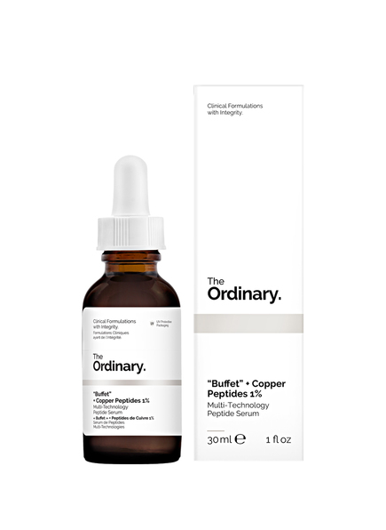 "The Ordinary. ""BUFFET"" + COPPER PEPTIDES 1% (Bild 1)"