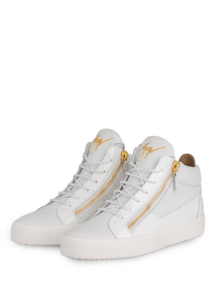 GIUSEPPE ZANOTTI DESIGN Hightop-Sneaker KRISS, Farbe: WEISS (Bild 1)