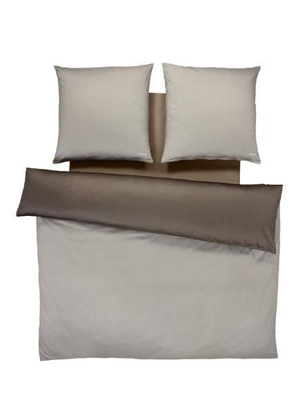 JOOP! Bettwäsche PATTERN zum Wenden , Farbe: BEIGE (Bild 1)
