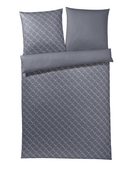 JOOP! Bettwäsche CORNFLOWER GRADIANT, Farbe: DUNKELGRAU/ GRAU (Bild 1)