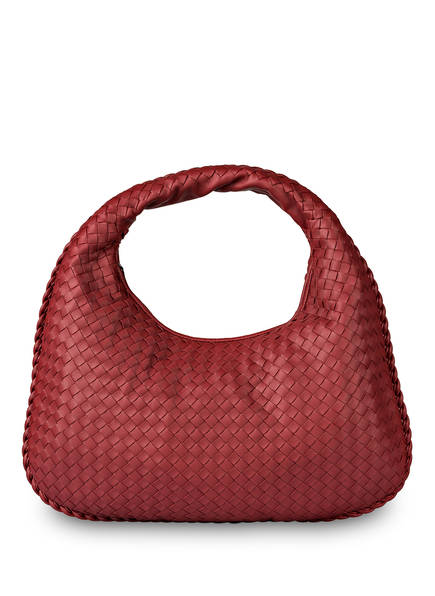 BOTTEGA VENETA Hobo-Bag VENETA MEDIUM, Farbe: BACCARA ROSE	 (Bild 1)