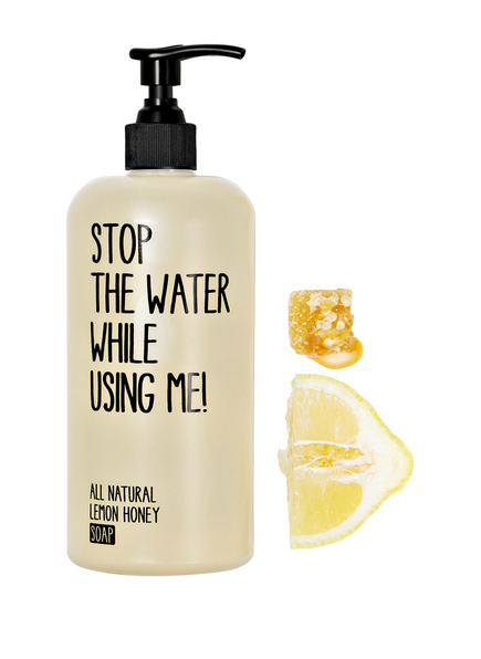STOP THE WATER WHILE USING ME! LEMON HONEY (Bild 1)