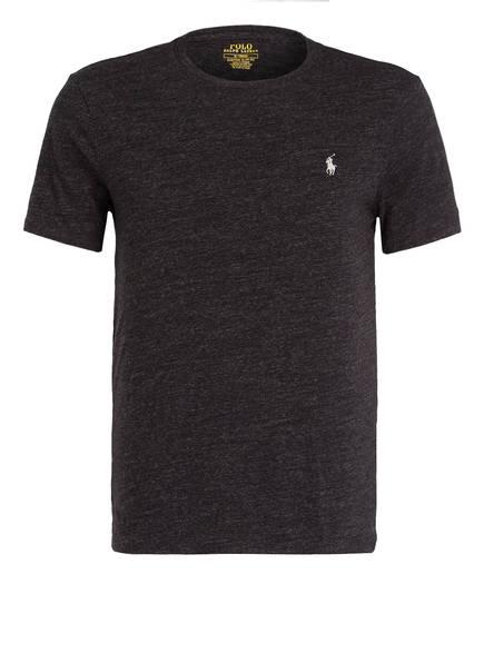POLO RALPH LAUREN T-Shirt, Farbe: SCHWARZ MELIERT (Bild 1)