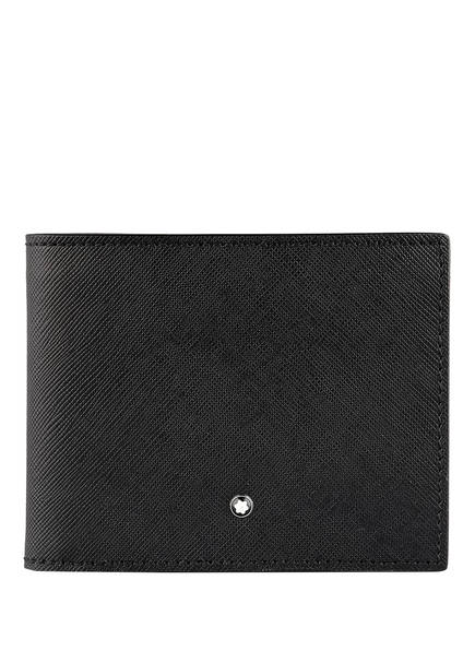 MONTBLANC Geldbörse SARTORIAL, Farbe: DUNKELBLAU  (Bild 1)
