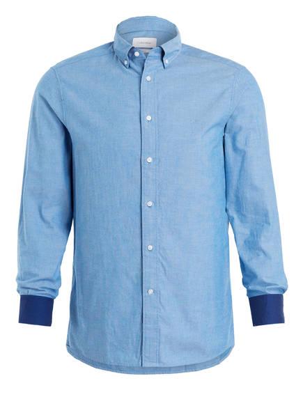 Calvin Klein Oxfordhemd Fitted, Farbe: HELLBLAU (Bild 1)