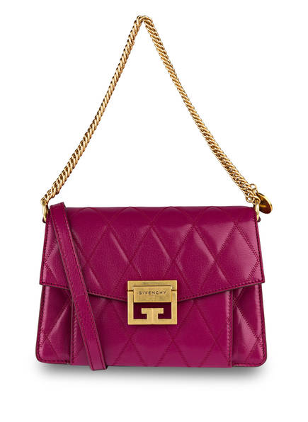 GIVENCHY Umhängetasche GV3 SMALL QUILTED, Farbe: ORCHID PURPLE (Bild 1)
