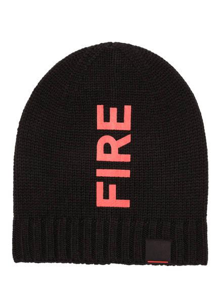 FIRE+ICE Mütze BRODY, Farbe: SCHWARZ (Bild 1)