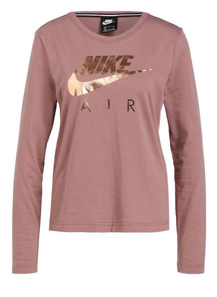Nike Longsleeve AIR, Farbe: MAUVE (Bild 1)