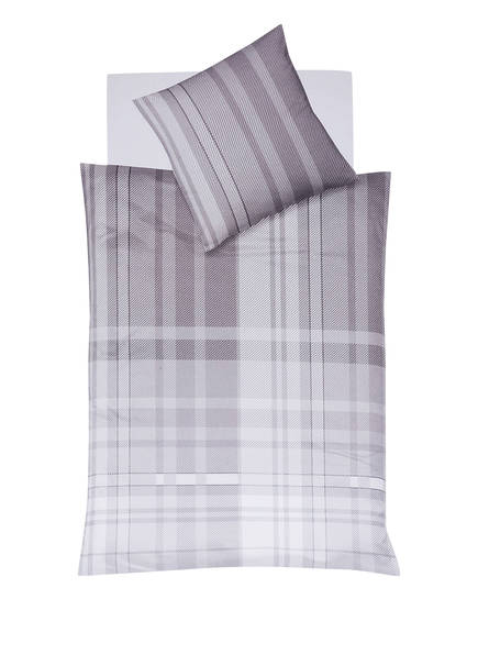 EB HOME Bettwäsche, Farbe: GRAU (Bild 1)