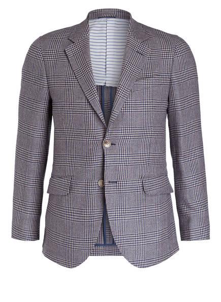HACKETT LONDON Sakko Slim Fit, Farbe: BEIGE/ DUNKELBLAU (Bild 1)