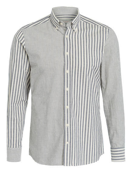 HACKETT LONDON Hemd Slim FIt , Farbe: BLAU/ CREME (Bild 1)