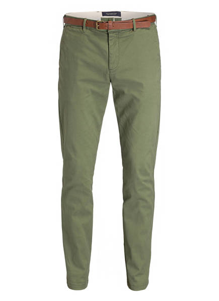 SCOTCH & SODA Chino STUART Regular Slim Fit , Farbe: KHAKI (Bild 1)