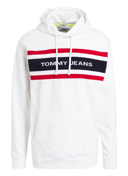 TOMMY JEANS Hoodie , Farbe: WEISS (Bild 1)