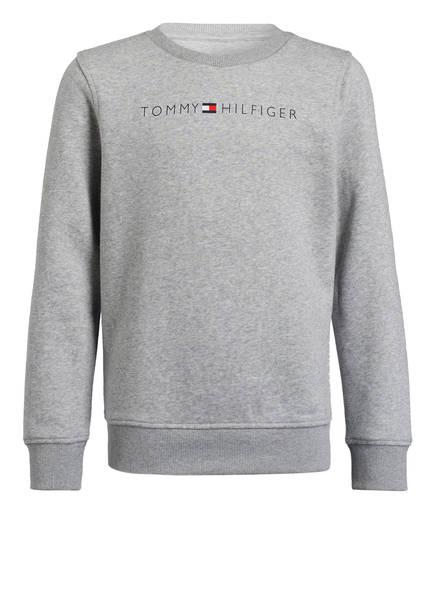 TOMMY HILFIGER Sweatshirt , Farbe: HELLGRAU MELIERT (Bild 1)