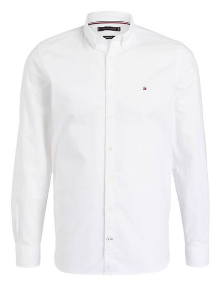 TOMMY HILFIGER Oxford-Hemd Regular Fit, Farbe: WEISS (Bild 1)