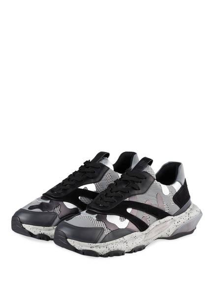 VALENTINO GARAVANI Sneaker BOUNCE , Farbe: GRAU/ SCHWARZ (Bild 1)