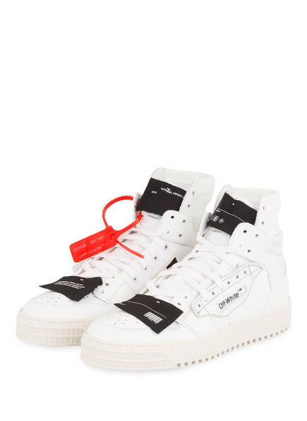 OFF-WHITE Hightop-Sneaker OFF-COURT 3.0, Farbe: WEISS (Bild 1)