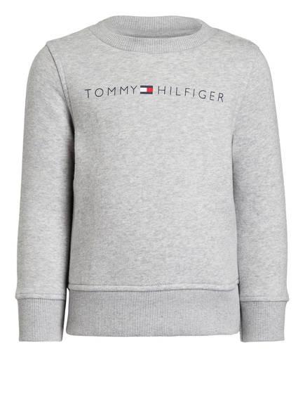TOMMY HILFIGER Sweatshirt, Farbe: GRAU MELIERT (Bild 1)