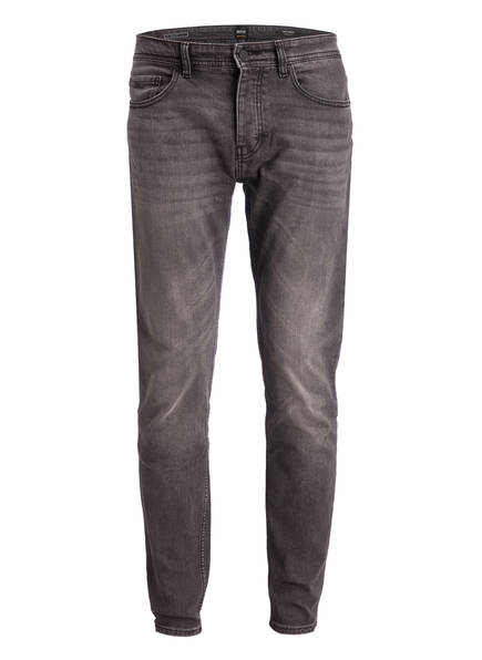BOSS Jeans TABER Tapered Fit, Farbe: 015 CHARCOAL (Bild 1)