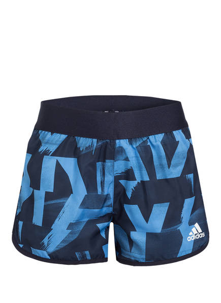 adidas Trainingsshorts MARATHON, Farbe: NAVY/ BLAU (Bild 1)