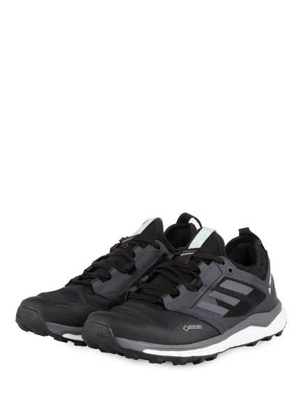 adidas Trailrunning-Schuhe TERREX AGRAVIC XT GTX, Farbe: SCHWARZ/ GRAU (Bild 1)