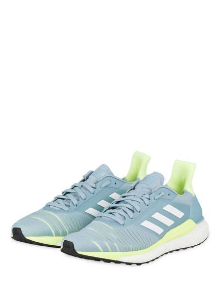 adidas Laufschuhe SOLAR GLIDE, Farbe: MINT/ HELLGRÜN (Bild 1)