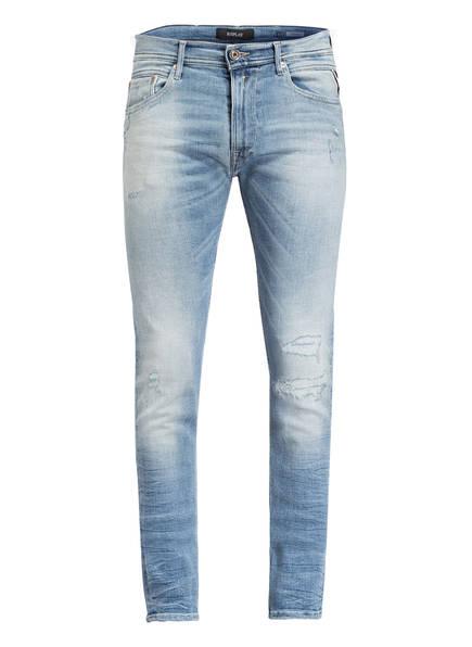 REPLAY Jeans JOHN DRILL Skinny Fit, Farbe: 011 SUPER LIGHT BLUE (Bild 1)