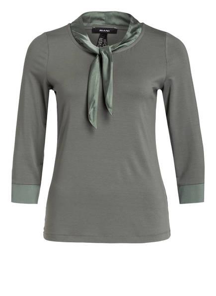 RIANI Blusenshirt, Farbe: OLIV (Bild 1)