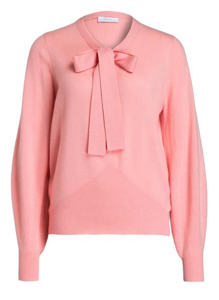 RIANI Cashmere-Pullover mit Schluppe, Farbe: ROSA (Bild 1)