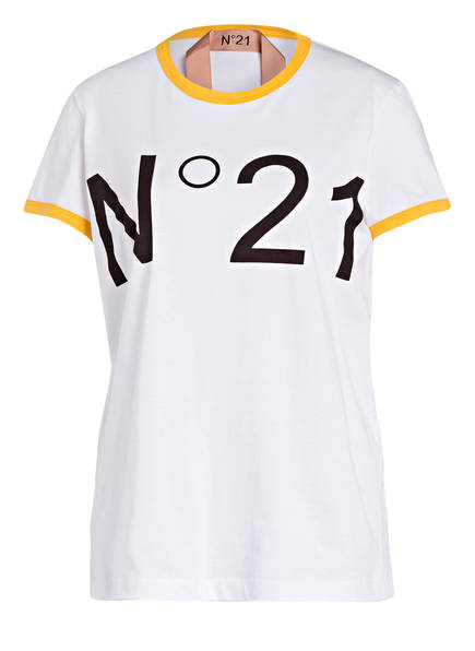 N°21 T-Shirt, Farbe: WEISS (Bild 1)