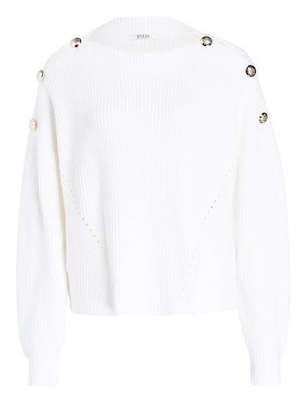 Guess Pullover weiss