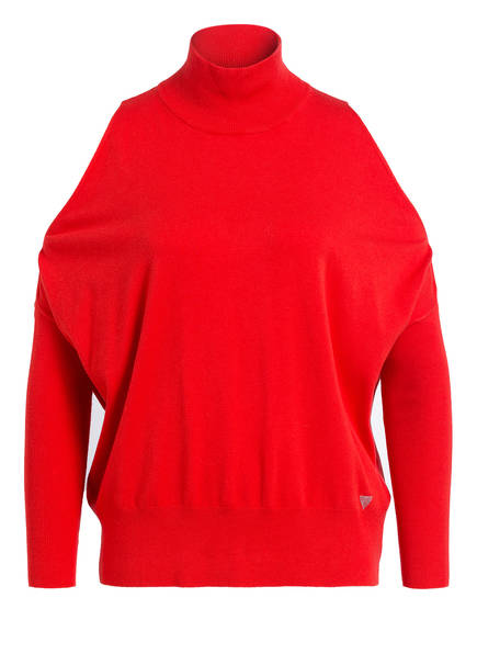 Pullover Guess Filippa Orange Guess Pullover FYWPn