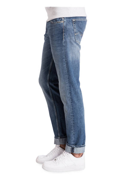 009 Straight Grover Fit Jeans Blue Medium Replay APwqx