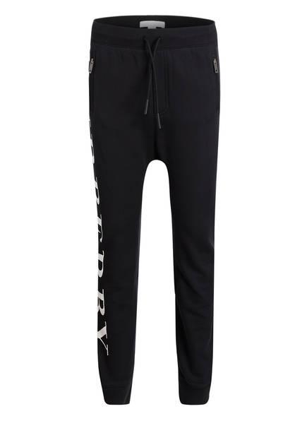 BURBERRY Sweatpants, Farbe: SCHWARZ (Bild 1)