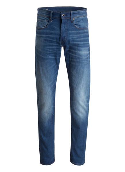 G-Star RAW Jeans 3301 Straight Tapered Fit, Farbe: 071 MEDIUM AGED BLUE (Bild 1)