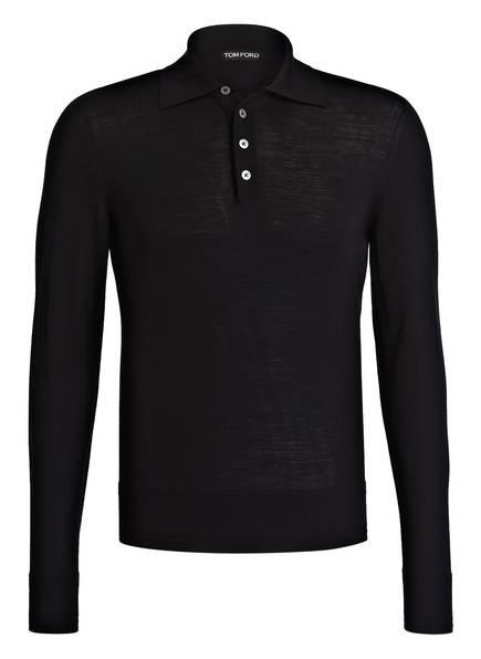 TOM FORD Poloshirt Classic Fit, Farbe: SCHWARZ (Bild 1)